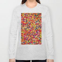 Round Sprinkles Long Sleeve T-shirt