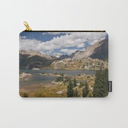 Alpine Lake in the Wyoming Wilderness Carry-All Pouch