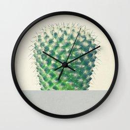 Cactus Dip Wall Clock