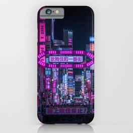 Kabukichou Gate, Tokyo iPhone Case