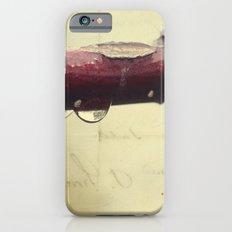 rain drop Slim Case iPhone 6s