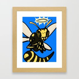 angelbee Framed Art Print