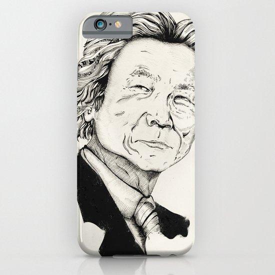 Mr. Junichiro Koizumi  iPhone & iPod Case
