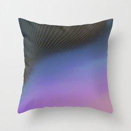 Ever So Slightly Throw Pillow