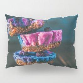 Vegan Unicorn Nice Cream Muffins Pillow Sham