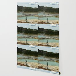 Wall Pool Wallpaper