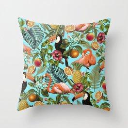 The Tropics || #society6artprint #society6 Throw Pillow