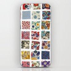 UPPERCASE feedsacks iPhone & iPod Skin