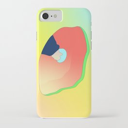 obscure future iPhone Case