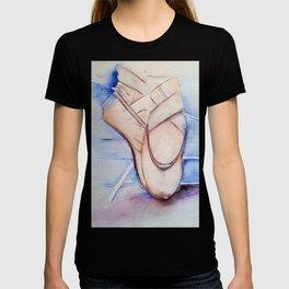 ballet-shoes T-shirt