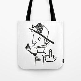 FUCK EVERY1 Tote Bag