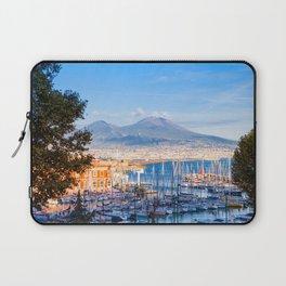 Naples, Italy Laptop Sleeve