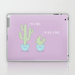 I'm A Prick #Kawaii #Cactus Laptop & iPad Skin