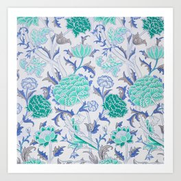 "William Morris ""Cray"" 4. Art Print"