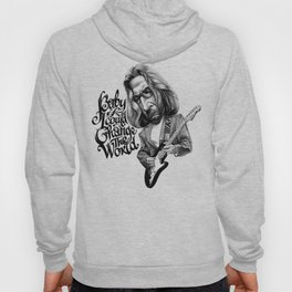 Baby if I Could Change the World Hoody