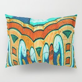 African Forms Pillow Sham