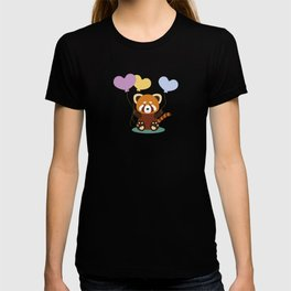 Lovely Red Panda T-shirt