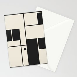 De Stijl / Bauhaus series 1 Stationery Cards