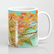 Summery Trees in Hawaii Mug