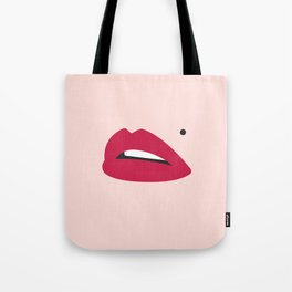 Femme fatale Tote Bag