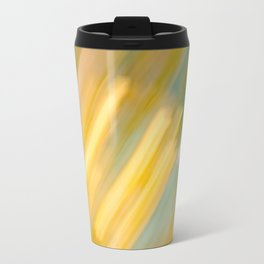 Ancient Gold and Turquoise Texture (variation) Travel Mug
