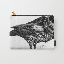 Death Personified Carry-All Pouch