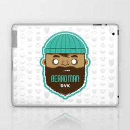 B E A R D M A N Laptop & iPad Skin