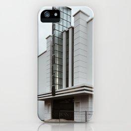 Lisboa Art Deco #06 iPhone Case