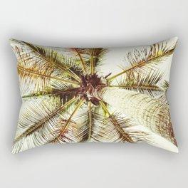 Perfect Palm Tree Rectangular Pillow