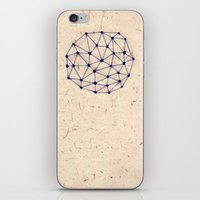 constellation iPhone & iPod Skins featuring Constellation by Rosie Chomet