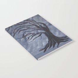 Orange Umbrella Notebook