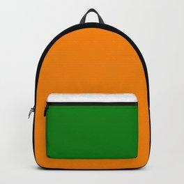 Team Color 6...green,orange Backpack