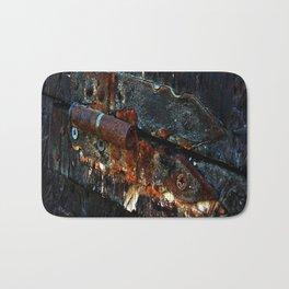 Rusted Bath Mat