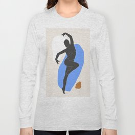 Dance # Nude 1 Long Sleeve T-shirt