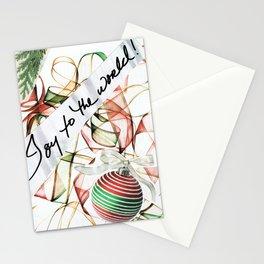 Joy to the World! Stationery Cards