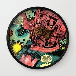 MO' BLACKTUS Wall Clock