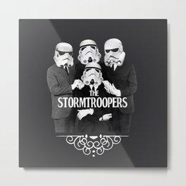 STORMTROOPERS Metal Print