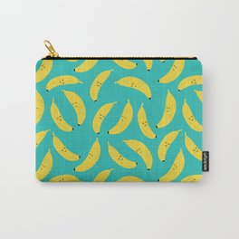 Happy Bananas Carry-All Pouch