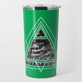 Art Snake Travel Mug