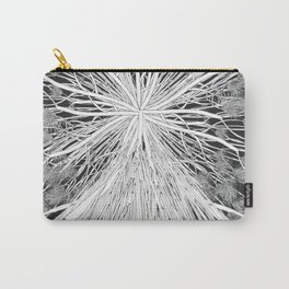 Hibiscus meets Pandanus (St. Damien 10) Carry-All Pouch