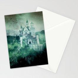 The dark fairytale - Bavarian Fairytale Castle Stationery Cards