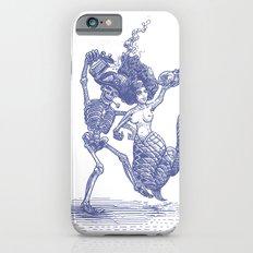 Dancing Mermaid and Skeleton iPhone 6s Slim Case