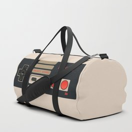 Retro Gamepad Duffle Bag