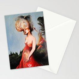 HUMAN FORM DEVINE / no 6 Stationery Cards