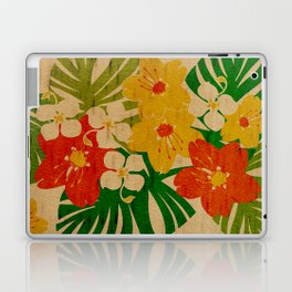 Limahuli Garden Hawaiian Floral Design Laptop & iPad Skin