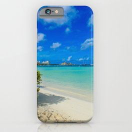 Glimpses of Paradise iPhone Case