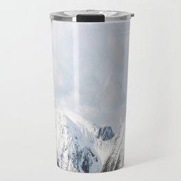 Splice through the clouds Travel Mug