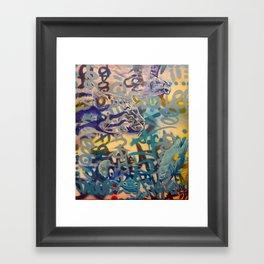 Jacob Lee Framed Art Print