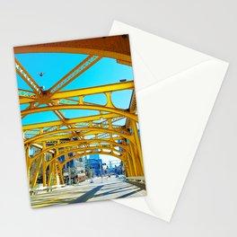 Tower Bridge (Sacramento, CA, USA) Stationery Cards