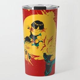 Kid Gohan Travel Mug